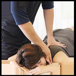 肩こりや腰痛など痛み改善